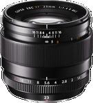 Fuji XF 23mm f1.4 R