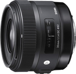 Sigma 30mm f1.4 Art DC HSM Lens for Nikon