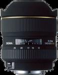 Sigma 12-24mm f4.5-5.6 EX DG IF HSM