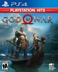 God of War, PlayStation Hits for PlayStation 4
