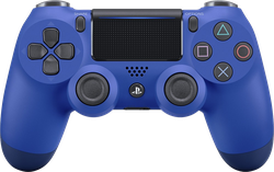 DualShock 4 Wireless Controller - Blue