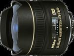 Nikon AF DX Fisheye Nikkor 10.5mm f2.8G ED