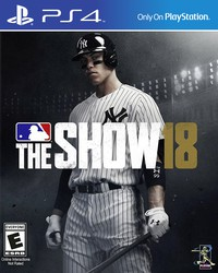 MLB: The Show 18 for PlayStation 4
