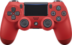 DualShock 4 Wireless Controller - Red