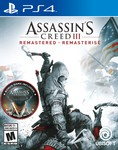 Assassin's Creed III for PlayStation 4