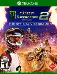 Monster Energy Supercross: The Official Videogame 2 for Xbox One