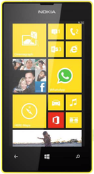Sell Nokia Lumia 520