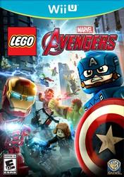 LEGO: Marvel's Avengers for Nintendo Wii U