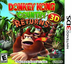 Donkey Kong: Country Returns 3D for Nintendo 3DS