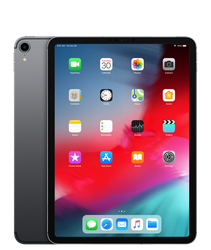 "Apple iPad Pro 11"" 2018 (AT&T) [A2013] - Gray, 256 GB"