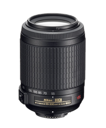 Nikon 55-200mm f/4-5.6G ED IF AF-S DX VR for sale