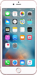 Apple iPhone 6S Plus (Unlocked) [A1687] - Rose Gold, 16 GB