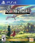 Used Ni no Kuni II: REVENANT KINGDOM, Day One Edition for PlayStation 4