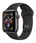 Apple Watch Series 4 40mm (Sprint) [A1975 - Cellular], Aluminum - Gray