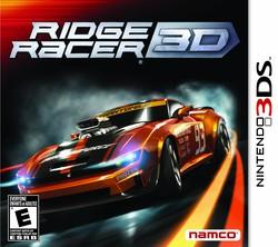 Ridge Racer 3D for sale