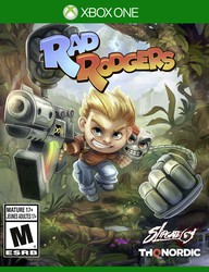 Rad Rodgers: World One for Xbox One