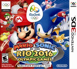 Mario & Sonic at the Rio 2016 Olympic Games for sale