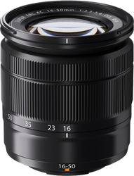 Fujifilm XC 16-50mm F3.5-5.6 OIS Zoom Lens for sale