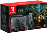 Nintendo Switch, Diablo III Edition - Grey, 32 GB