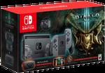 Nintendo Switch, Diablo III Edition - Grey, 32 GB