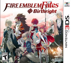 Fire Emblem: Fates - Birthright for sale