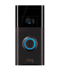 Ring WiFi Smart video doorbell - Venetian Bronze