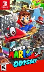 Super Mario: Odyssey, Standard for Nintendo Switch