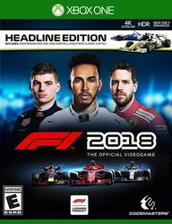 F1 2018 for sale
