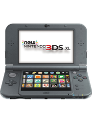 New Nintendo 3DS XL - 2015 (Handheld) for sale