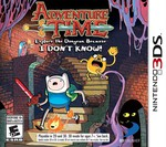 Adventure Time: Explore the Dungeon Because I DON'T KNOW! for Nintendo 3DS