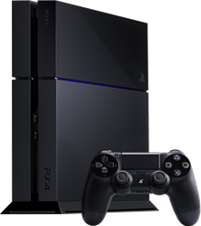 PlayStation 4 - Black, 1 TB