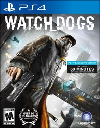 Watch Dogs for PlayStation 4