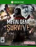 Metal Gear: Survive for Xbox One