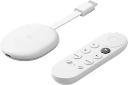 Chromecast with Google TV for sale on Swappa