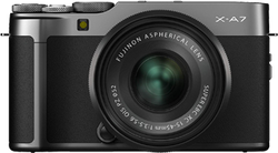 Fuji X-A7 for sale on Swappa