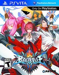 BlazBlue: Chrono Phantasma for PlayStation Vita