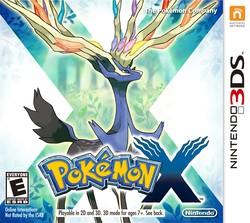 Pokémon X for sale
