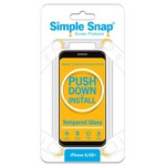 Used Simple Snap™ Screen Protector - iPhone 6 Plus/6S Plus