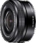 Sony E PZ 16–50 mm F3.5–5.6
