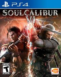 SoulCalibur VI for PlayStation 4