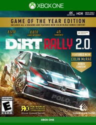 DiRT Rally 2.0 Game of the Year Edition for sale