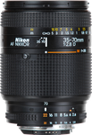 Nikon 35-70mm f2.8D Auto Focus Zoom Nikkor