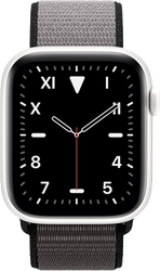 Apple Watch Series 5 44mm (Unlocked) [A2095 Cellular], Ceramic - White