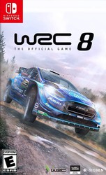 WRC 8: The Official Game for Nintendo Switch