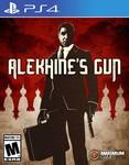 Alekhine's Gun for PlayStation 4