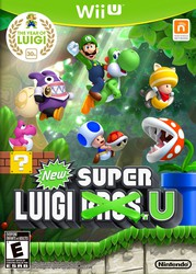 New Super Luigi U for Nintendo Wii U