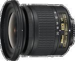 Nikon AF-P DX NIKKOR 10-20mm f/4.5-5.6G
