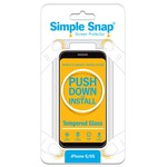Used Simple Snap™ Screen Protector - iPhone 6/6S