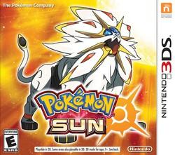 Pokémon: Sun