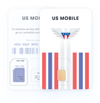 Used SIM Card - US Mobile